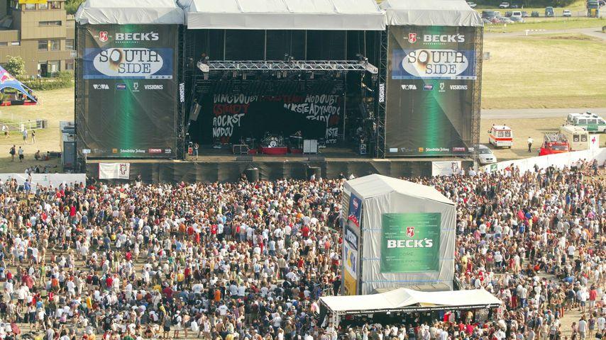 25 Verletzte! Southside Festival jetzt endgültig abgebrochen