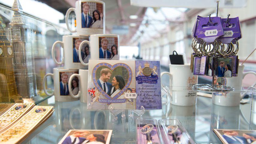 Hochzeits-Souvenir von Prinz Harry und Meghan Markle