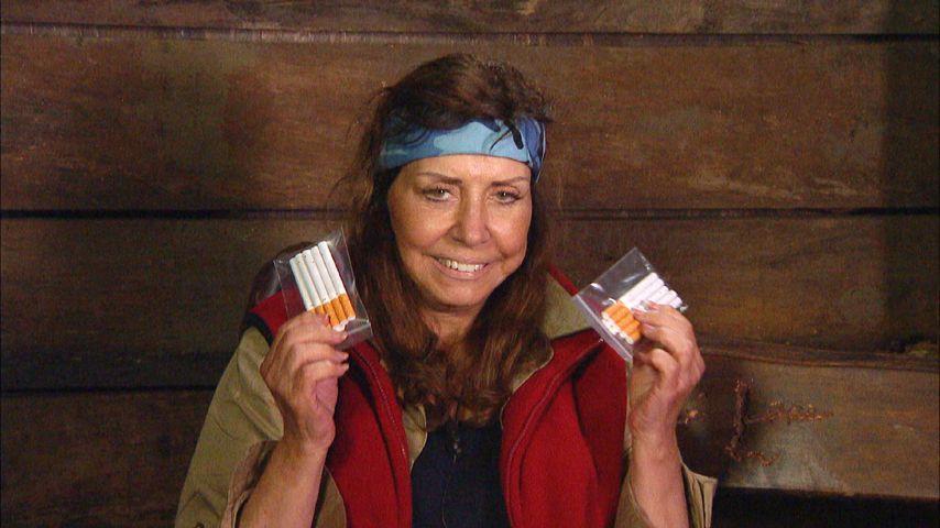 Tina York im Dschungelcamp an Tag 14