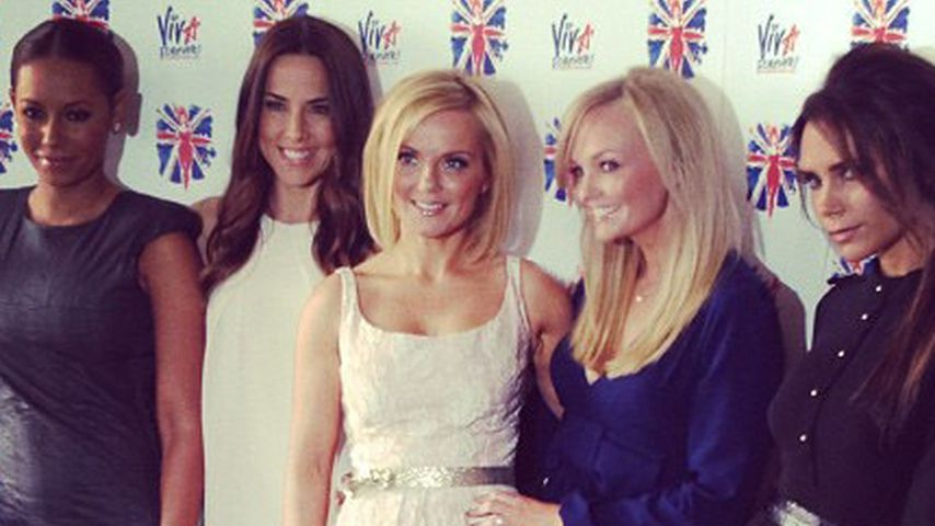 Viva Forever: Spice Girls endlich wieder vereint!