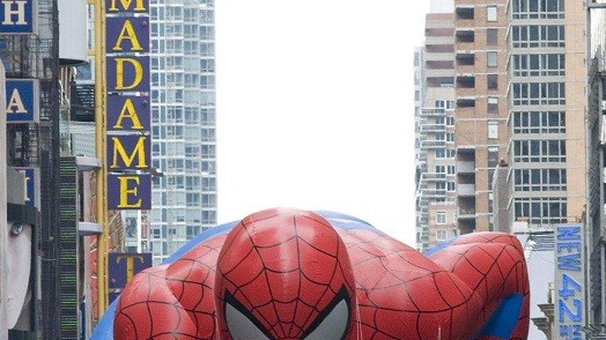 Schon drei Verletzte bei Spiderman-Musical