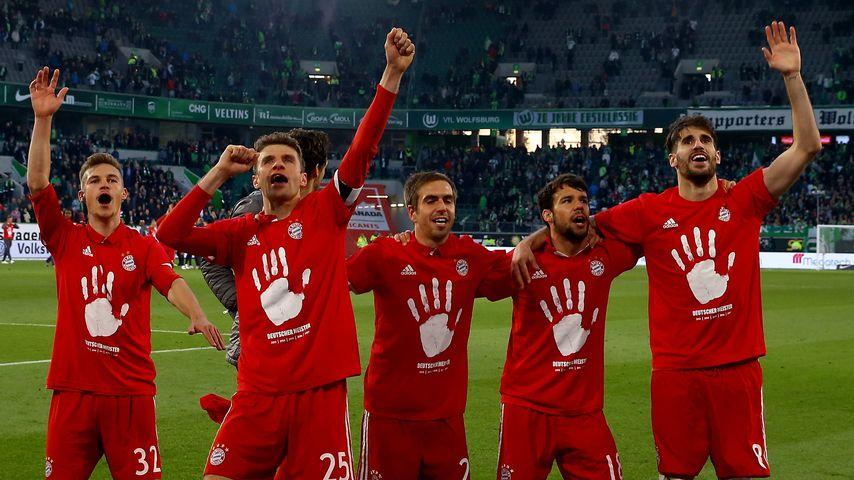 Er macht Schluss! Star-Kicker Philipp Lahm beendet Karriere