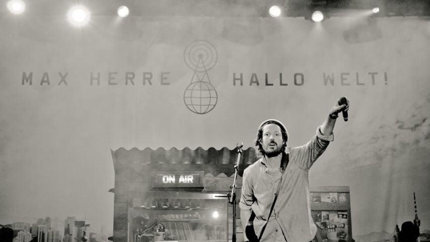 """Max Herre: Mit """"Hallo Welt!"""" meldet er sich zurück"""
