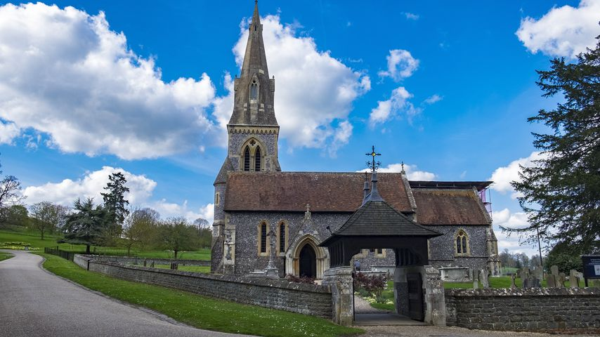 St. Mark's Church in Englefield