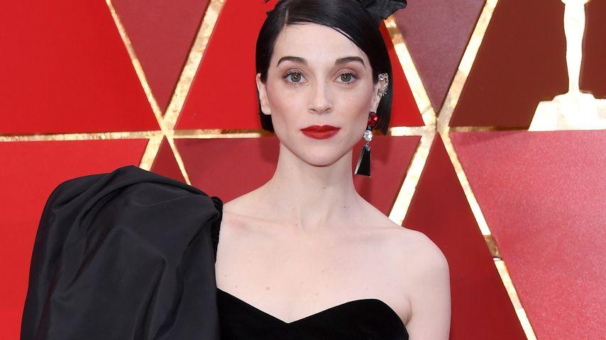 St. Vincent bei den Oscars 2018