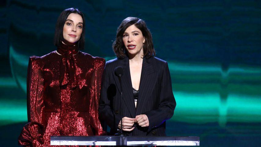 St. Vincent und Carrie Brownstein, 2020