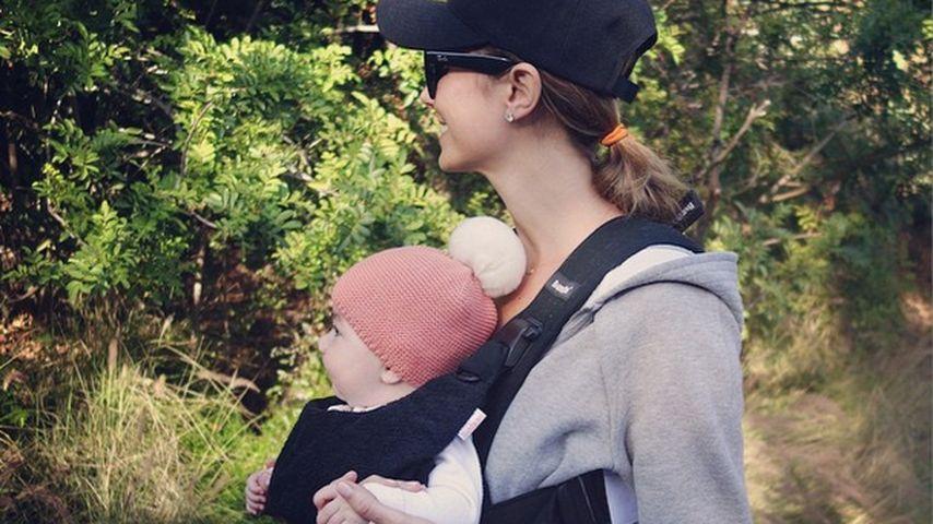 Stacy Keibler: So groß ist ihr Baby Ava schon!