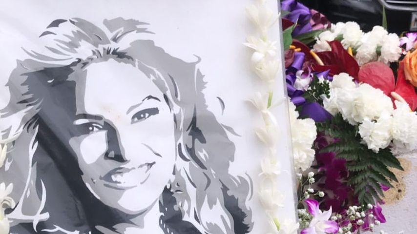 Trauerfeier für Beth Chapman
