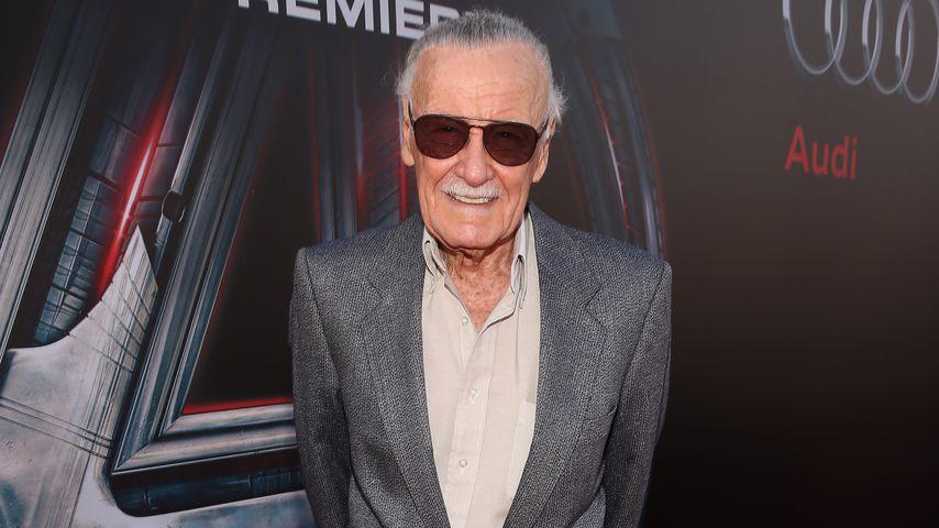 Marvels Comic-Autor Stan Lee ist tot: Die Promis trauern!