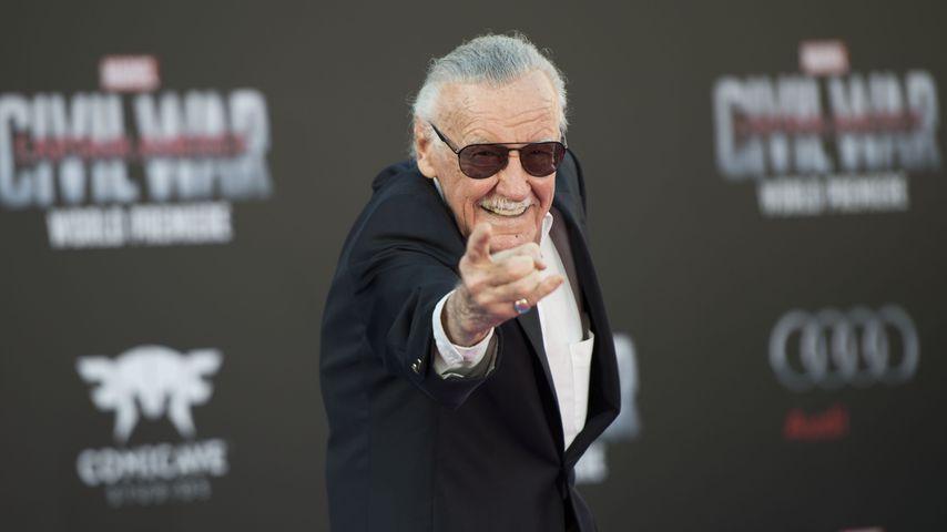 Stan Lee, Marvel-Erfinder