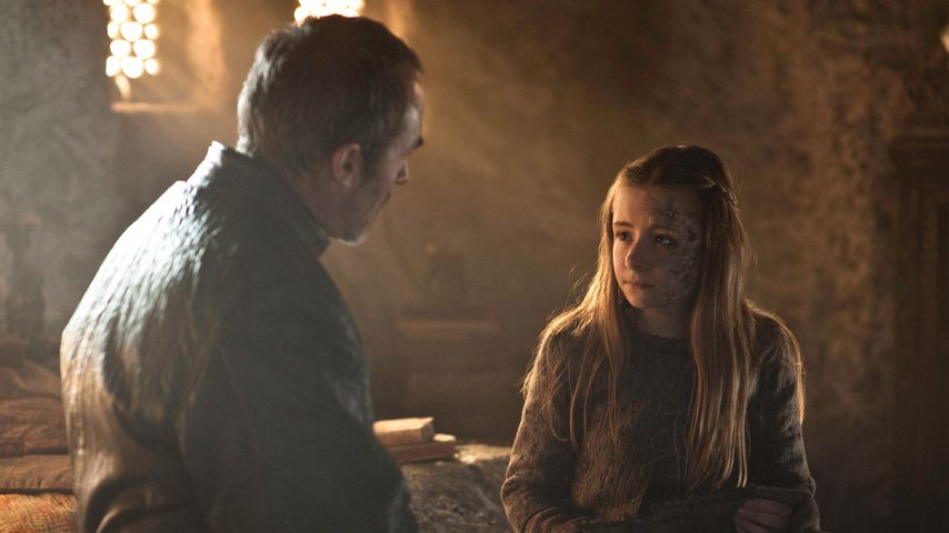 Stephen Dillane und Kerry Ingram