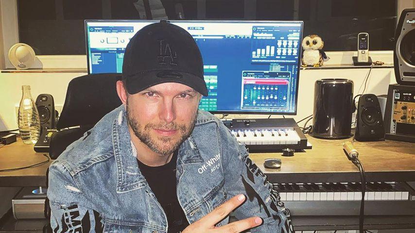 Musikproduzent Stard Ova im Januar 2020
