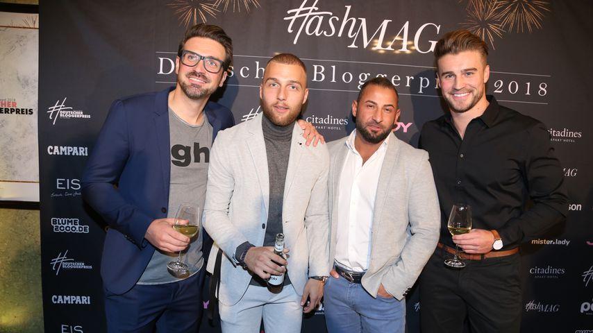 Bei Kampf um Nadine: Bachelorette-Boys unterstützen Alex!