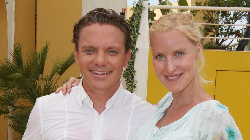 Stefan Mross mit seiner Frau Susanne im Juni 2015