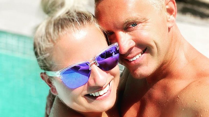 Stefan Stürmer mit seiner Frau