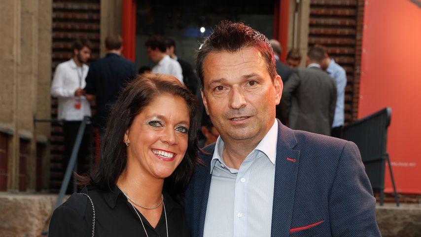 Stefanie Buchholz und Christian Heidel