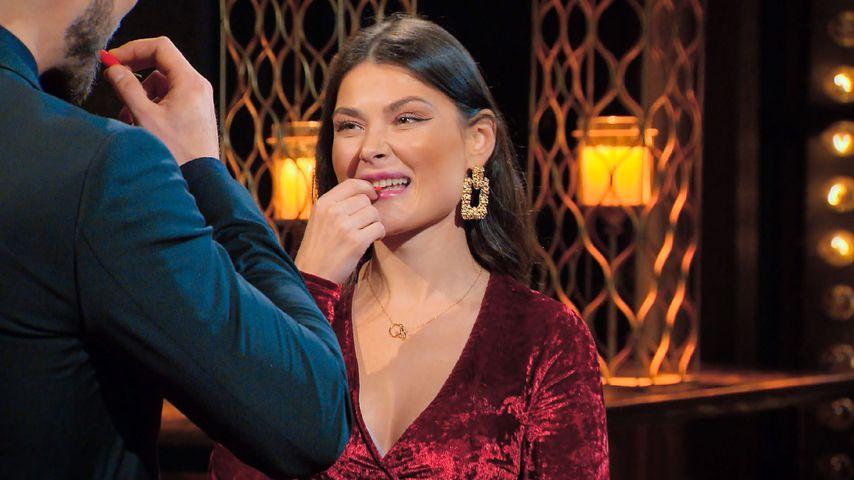 Stefanie Gherega und Niko Griesert bei der ersten Nacht der Rosen