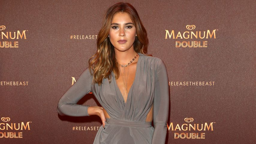 Stefanie Giesinger bei der Magnum-Double-Party 2016 in Cannes