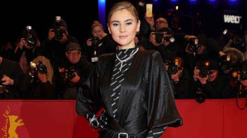 Stefanie Giesinger bei der Eröffnung der Berlinale