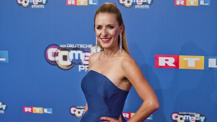 Stefanie Hertel beim Deutschen Comedypreis 2018 in Köln