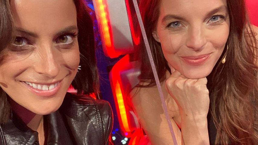 Stefanie Kloß und Yvonne Catterfeld, Sängerinnen