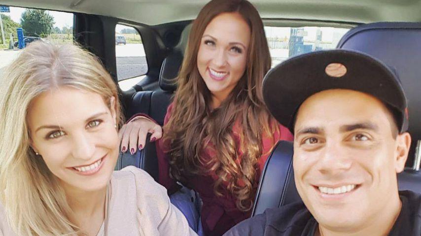 Stefanie Schanzleh, Danika Wist und Silva Gonzalez