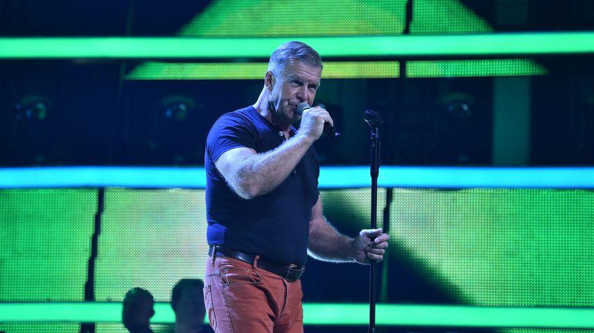 """Pumper mit 64: Rocker-Opa begeistert bei """"The Voice Senior"""""""