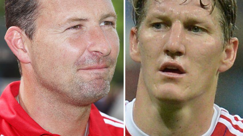 Nach Tod von Beckenbauer-Sohn (✝46): Schweini nimmt Abschied
