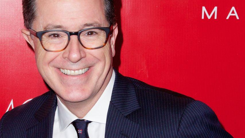 Talkmaster Stephen Colbert