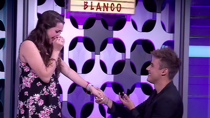 Stimmt ab: War Jorge Blancos Heiratsantrag zu kitschig?