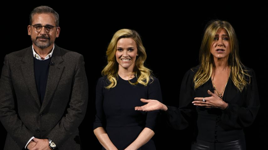 Steve Carrell, Reese Witherspoon und Jennifer Aniston