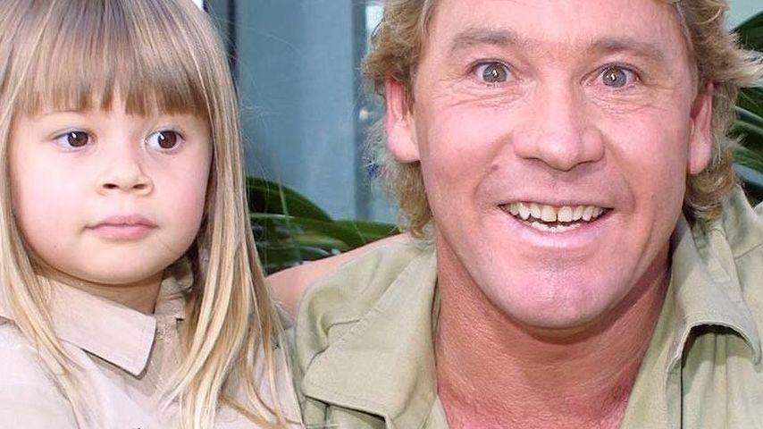 Bindi Irwin und Steve Irwin