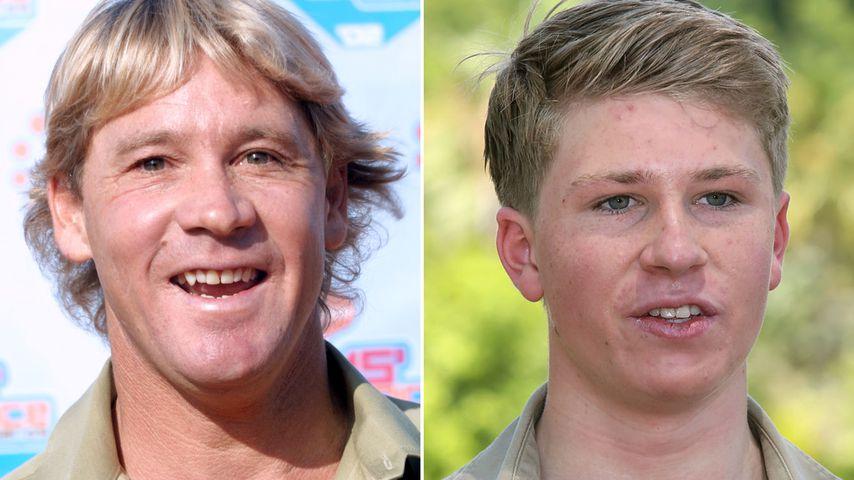 Steve Irwin (†): Sein Sohn Robert vermisst ihn jede Minute