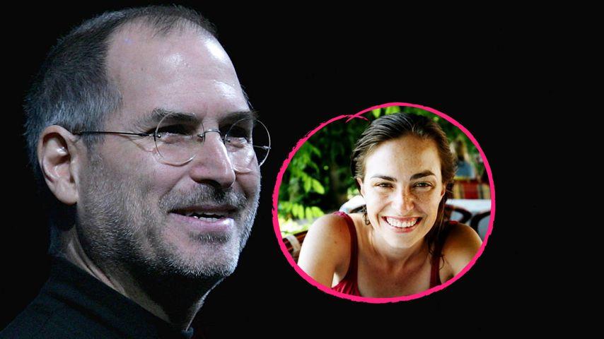 Steve Jobs' (†56) Tochter packt aus: Er habe sie nie gewollt