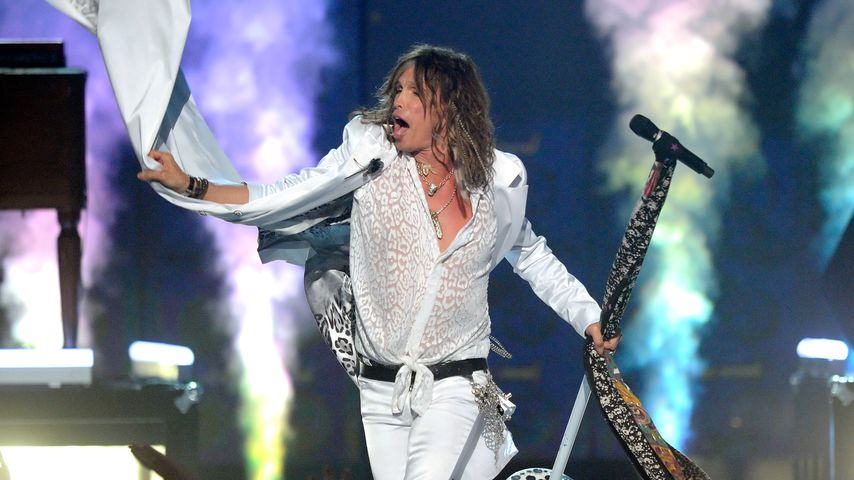 Steven Tyler bei den Country Music Awards 2011