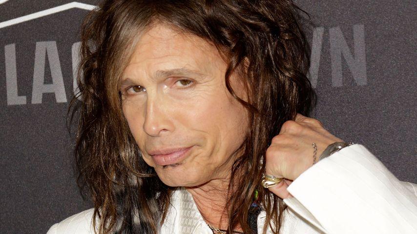 Steven Tyler & Koks: Er hat halb Peru geschnupft!