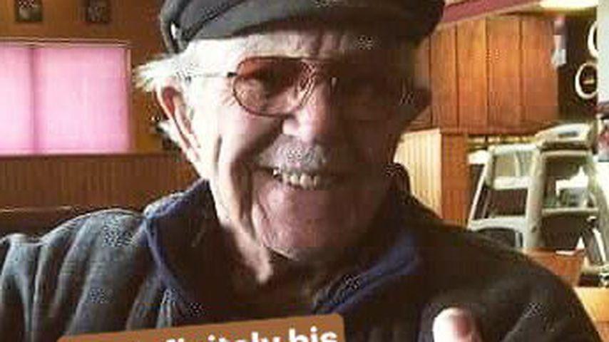 Stevie Ryans Großvater