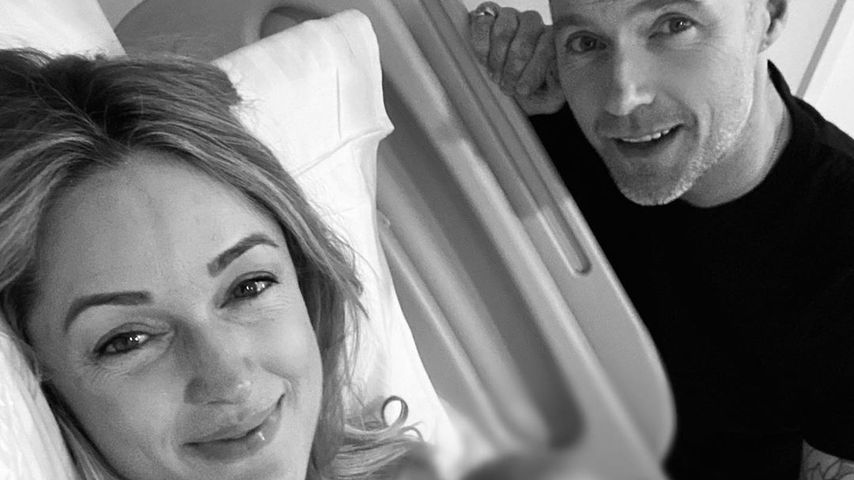 Stolzer Papa: Sänger Ronan Keating ist wieder Vater geworden