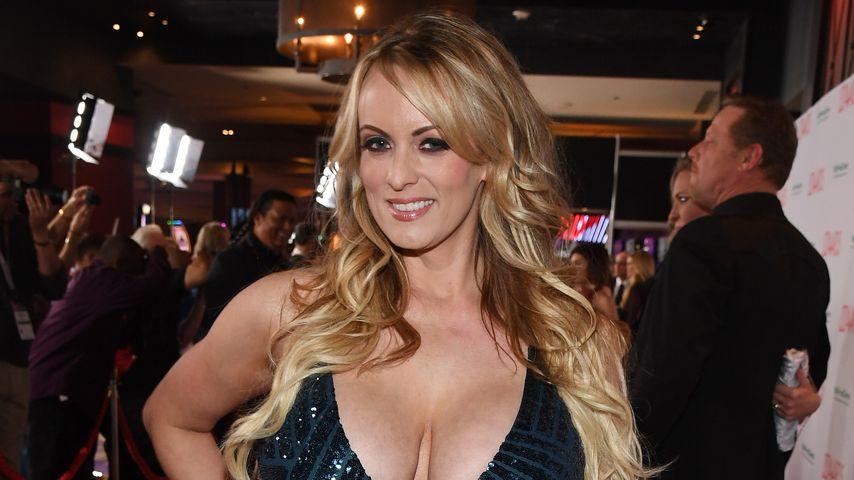 Venus-Sensation: Trump-Affäre Stormy eröffnet Erotik-Messe!