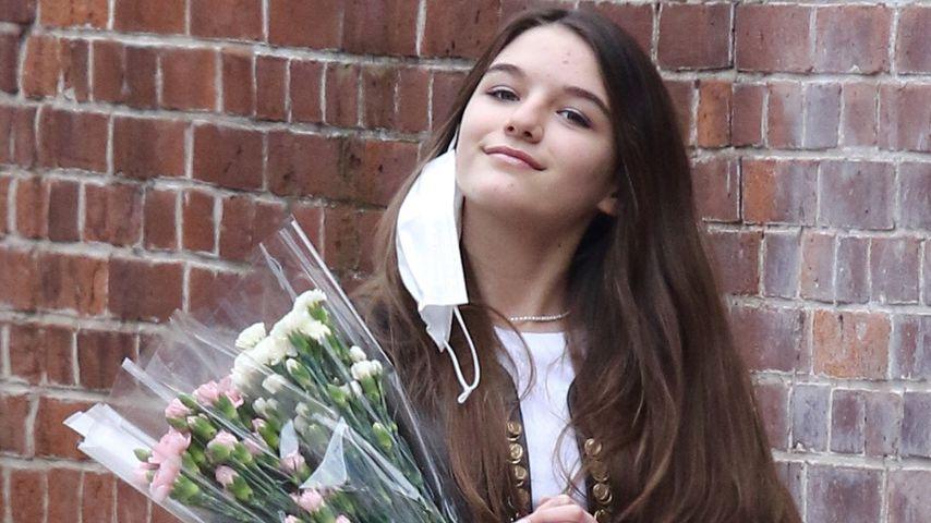 Eis und Blumen: So feiert Suri Cruise ihren 15. Geburtstag