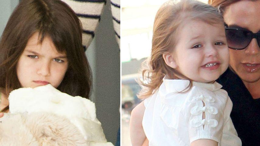 Suri Cruise vs. Harper Beckham: Wer ist beliebter?