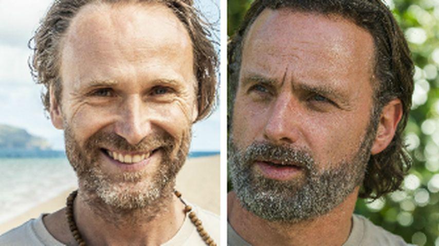 """Zuschauer staunen: """"Survivor""""-Olav sieht aus wie TWD-Rick!"""
