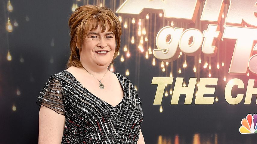Erleichtert: Susan Boyle hat das Asperger Syndrom