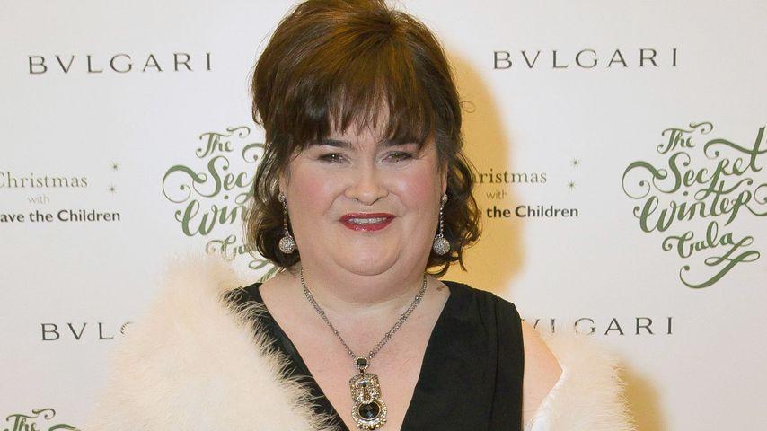 Am Ende des Ruhms: Susan Boyle bald an der Kasse?