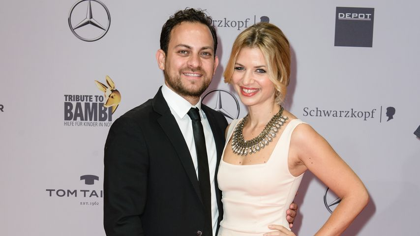 Susan Sideropoulos und ihr Mann Jakob