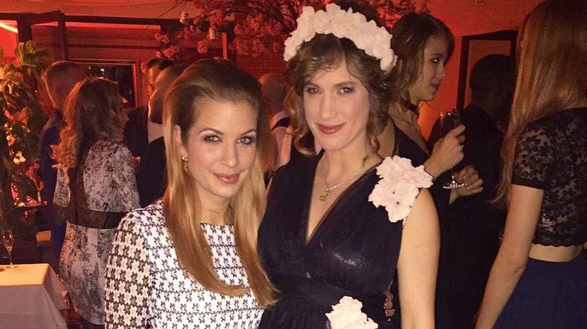 Susan Sideropoulos und Isabell Horn auf der Berlinale 2017