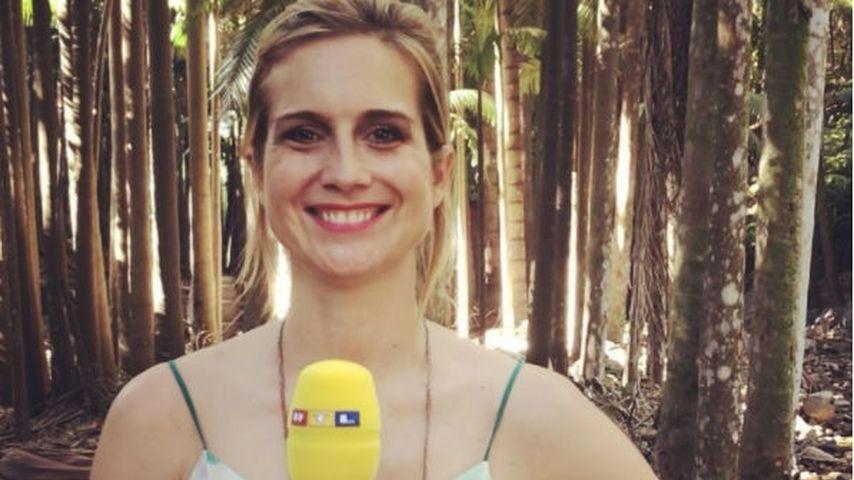 Susanna Ohlen im australischen Dschungel