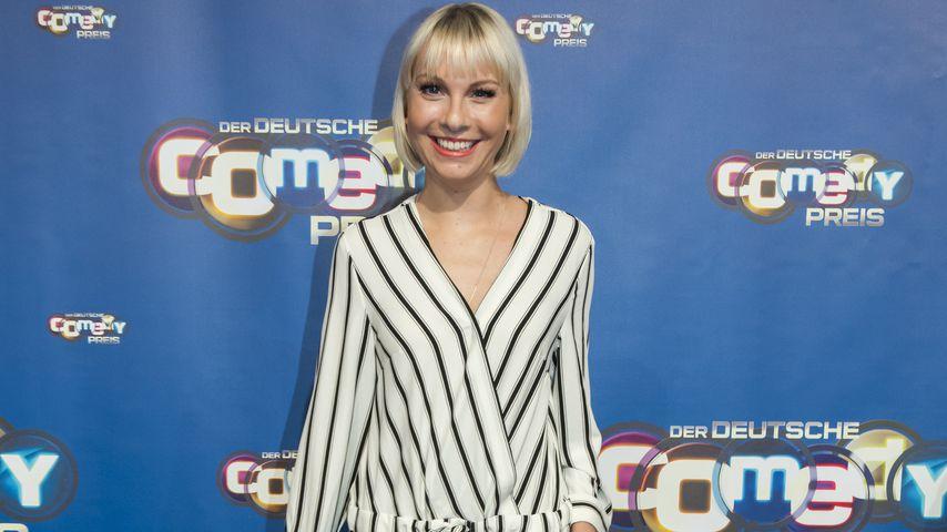 Susanne Klehn bei der Verleihung des deutschen Comedypreises in Köln
