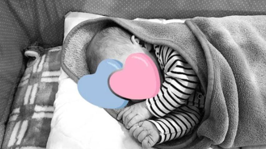 Sylvana Wollnys Baby
