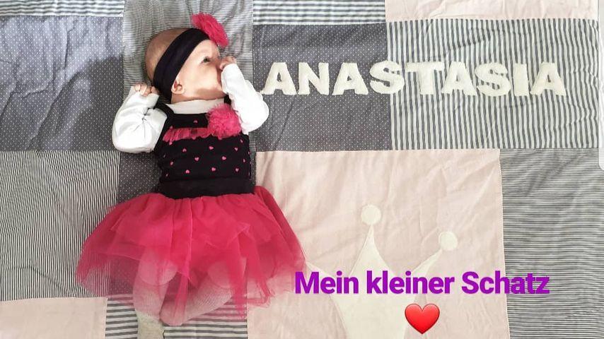 Zwei Monate nach Geburt: Sylvana Wollny teilt neues Babyfoto